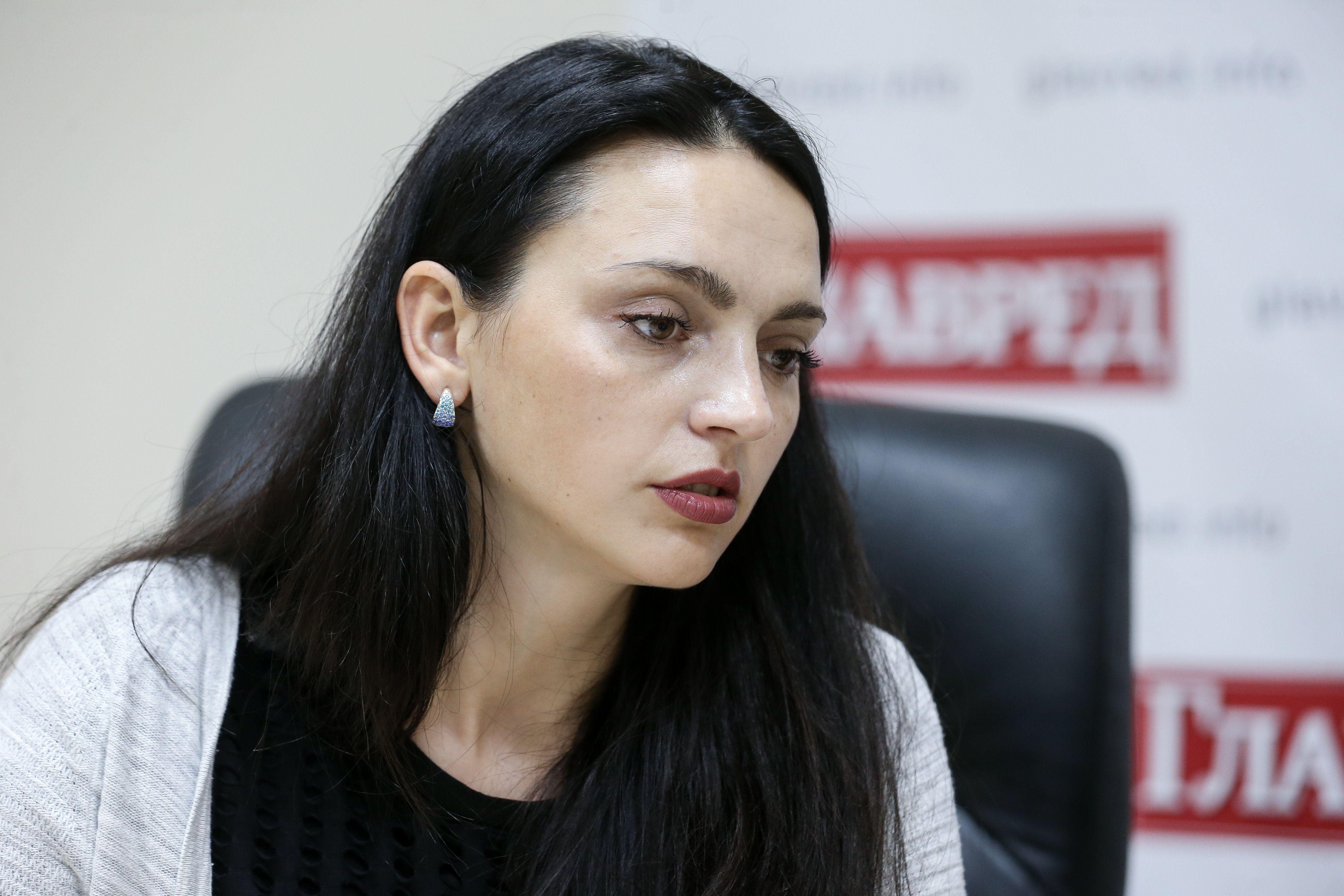 Ірина Пухняк