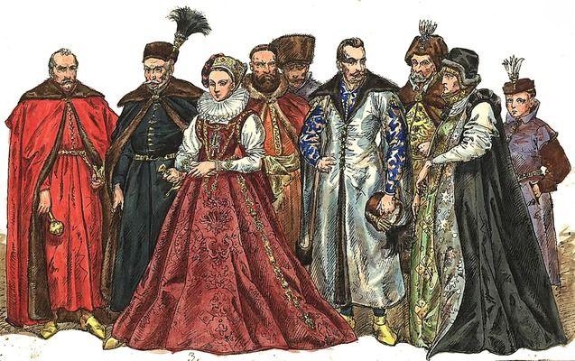 Шляхта XVI століття — носій окультності та орденства