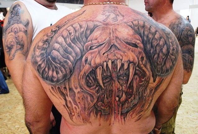 Псевдослов'янське татуювання