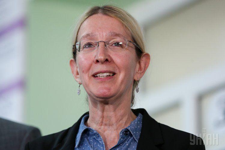 Ульяна Супрун открестилась от отставки