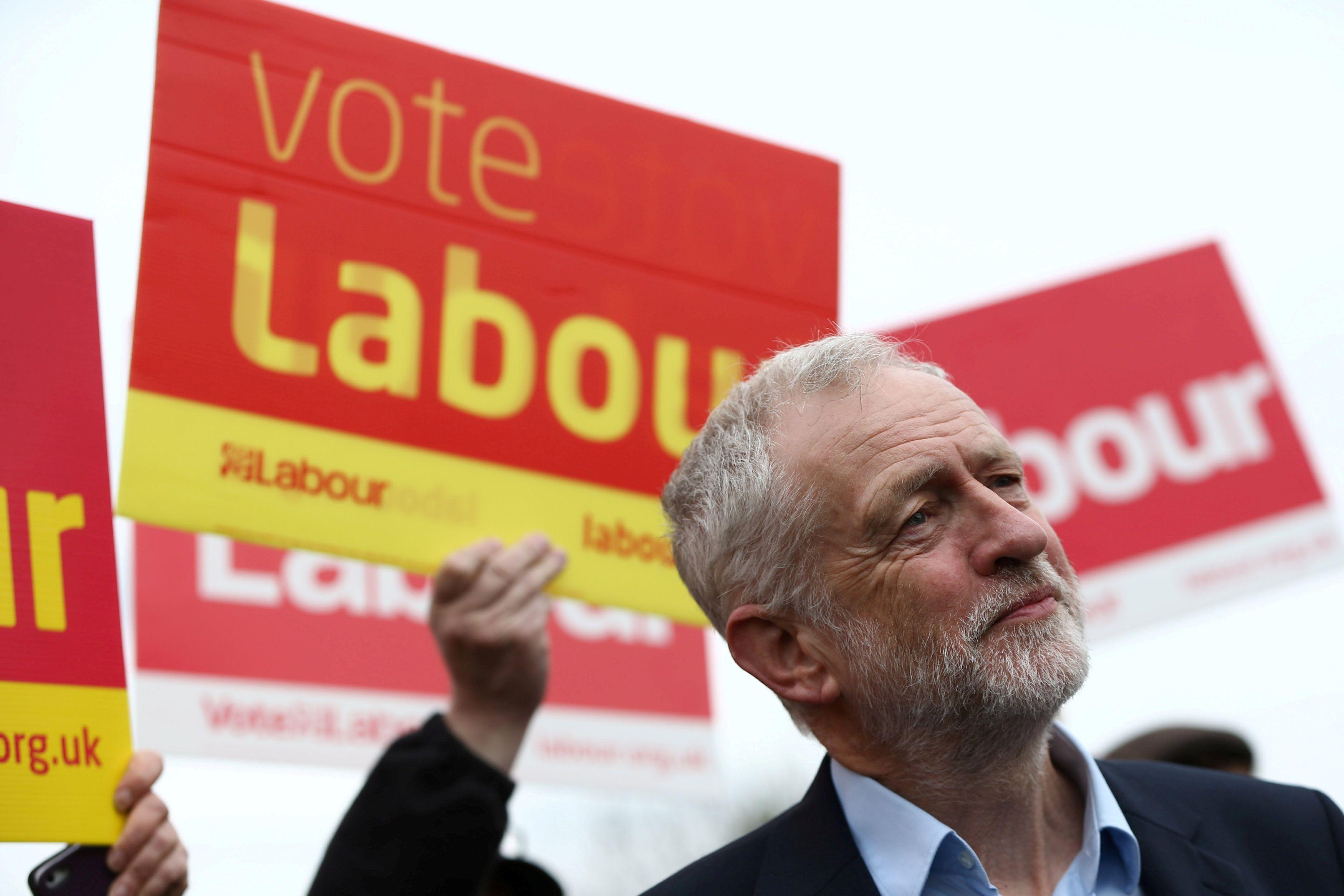 Лейбористи примножили електоральні симпатії