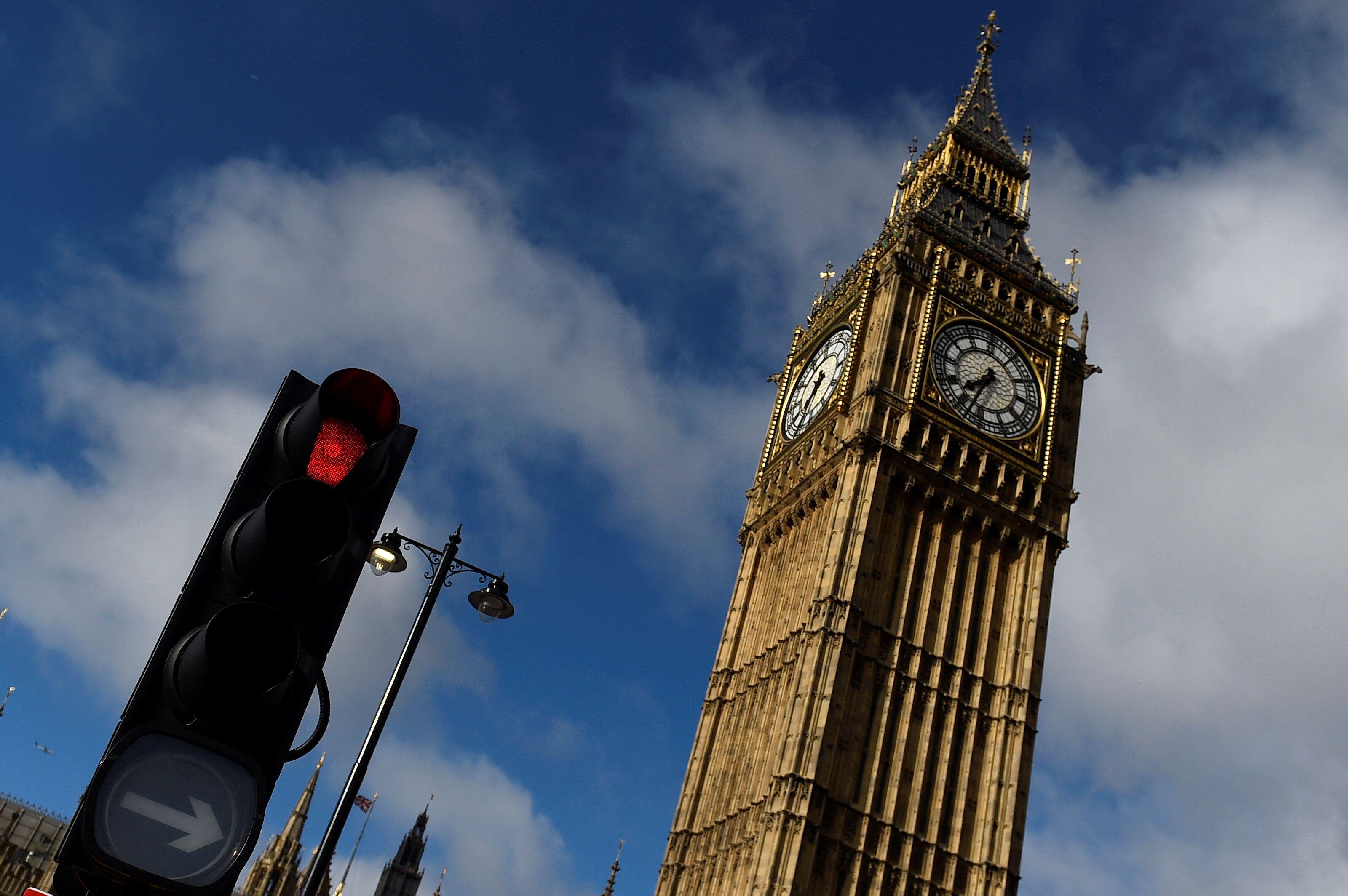 Годинник Біг Бен у Лондоні