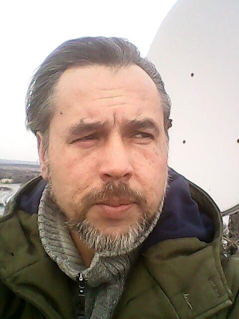 Боевик Александр Костров.