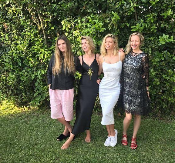 Анастасия, Виктория, Вера и Галина