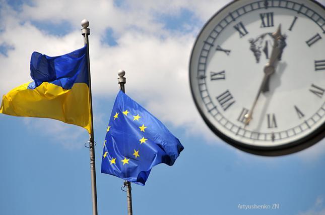 Украина, Евросоюз