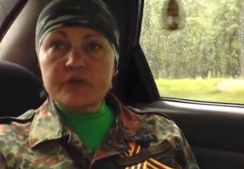 Сепаратистка рассказала страшилку о фильтрационных лагерях Януковича