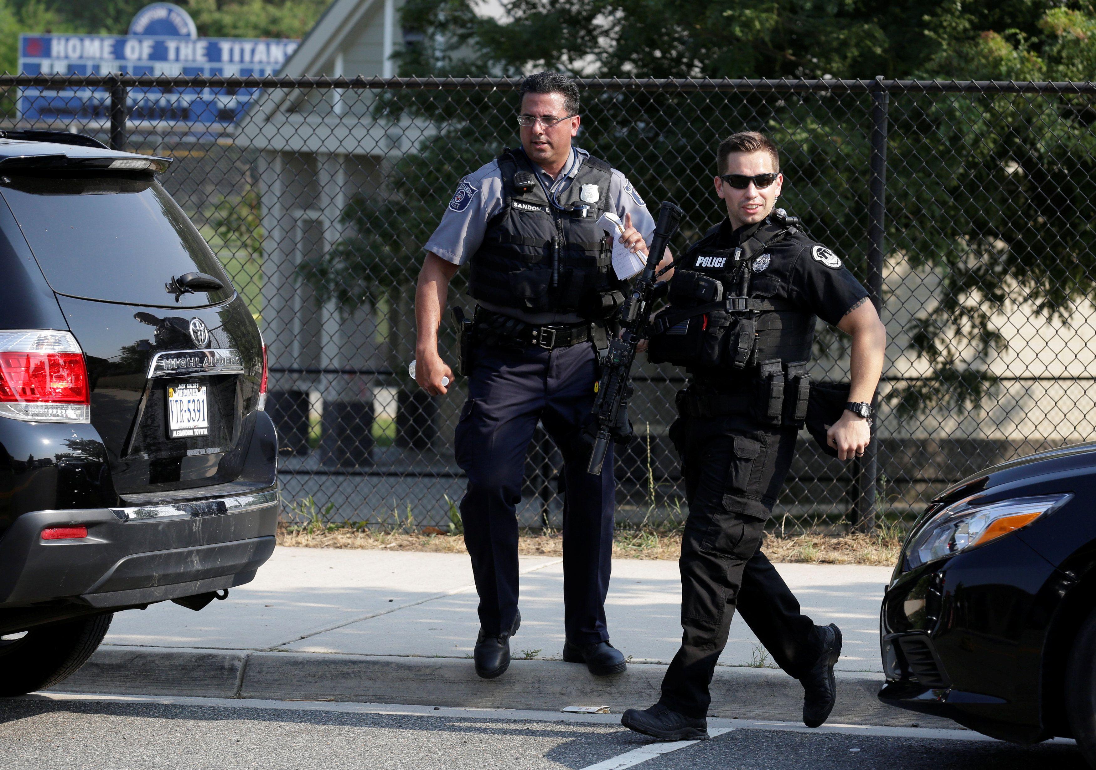 Нападавший на конгрессменов умер от полученных ранений