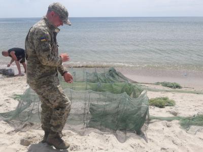 В Одесской области поймали браконьеров