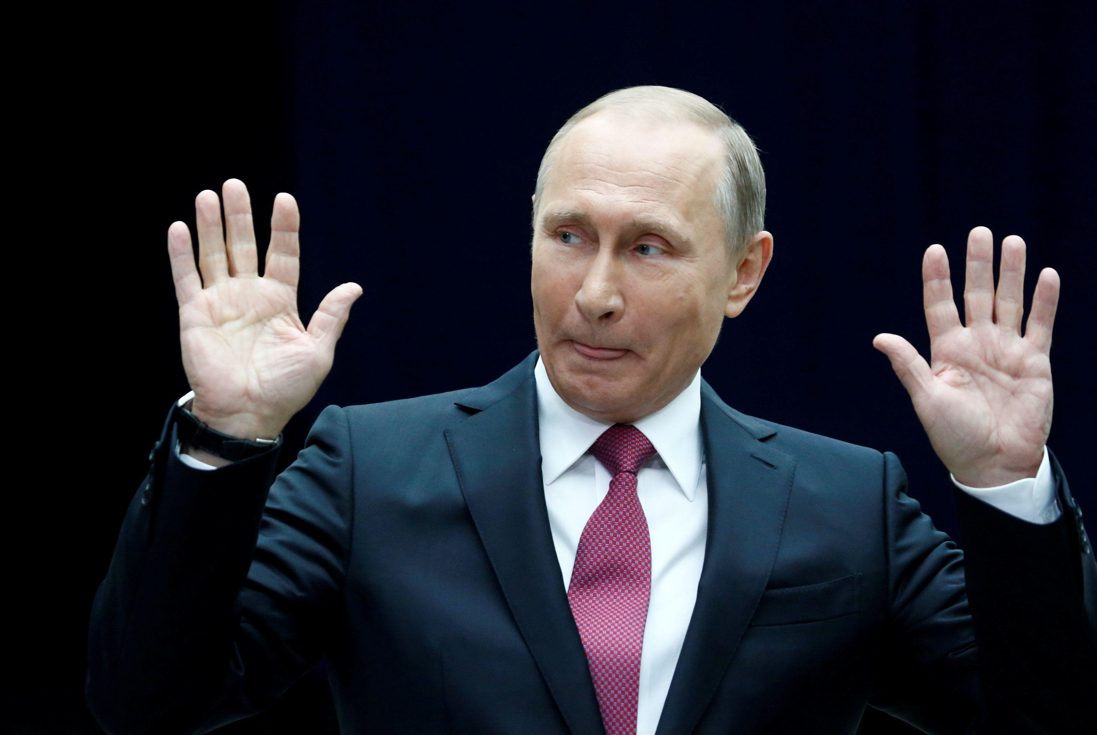 Путин, прямая линия 16