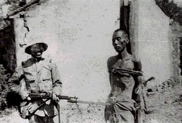 Нанкинская резня. 1937 год