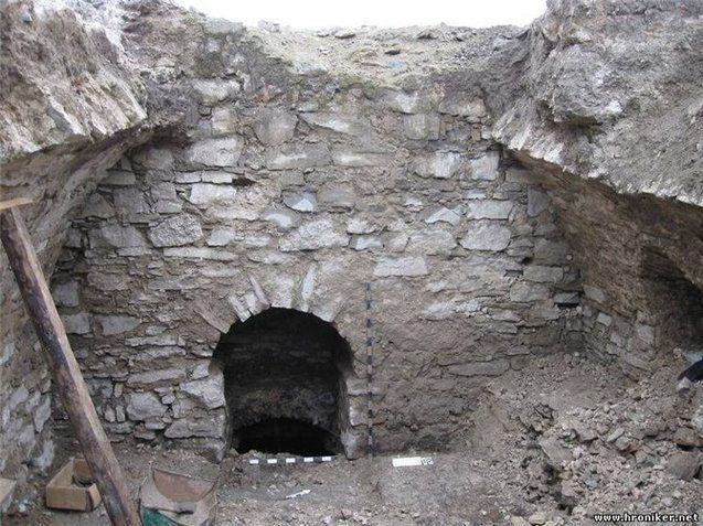 Підземелля в Кам'янці-Подільському
