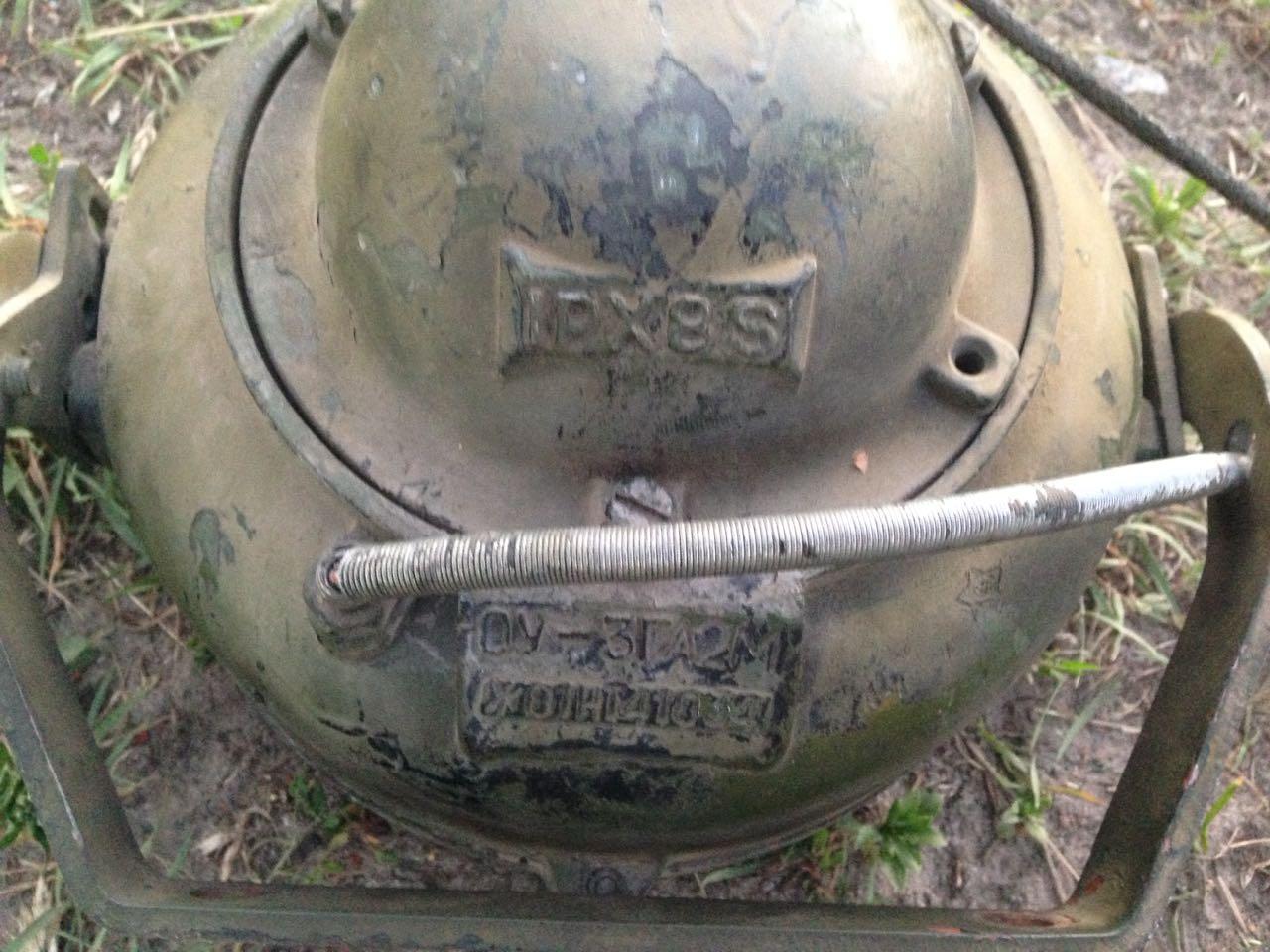 Пограничники перехватили запчасти для танков
