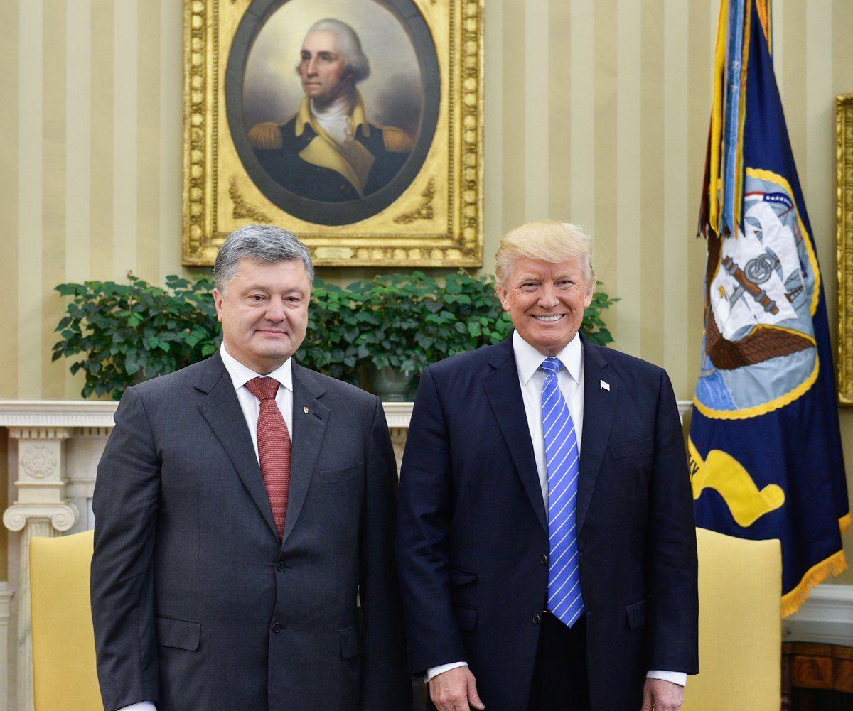 Скоро выяснится, была ли на самом деле проплачена встреча двух президентов