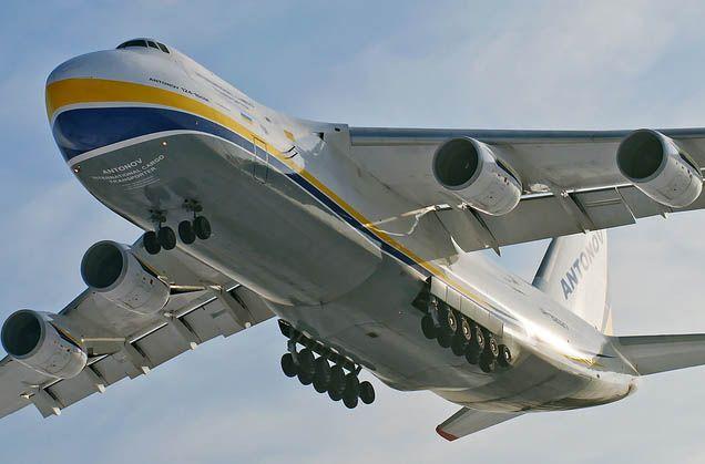 В РФ нагло заявили, что нашли способ сделать украинский Ан-124