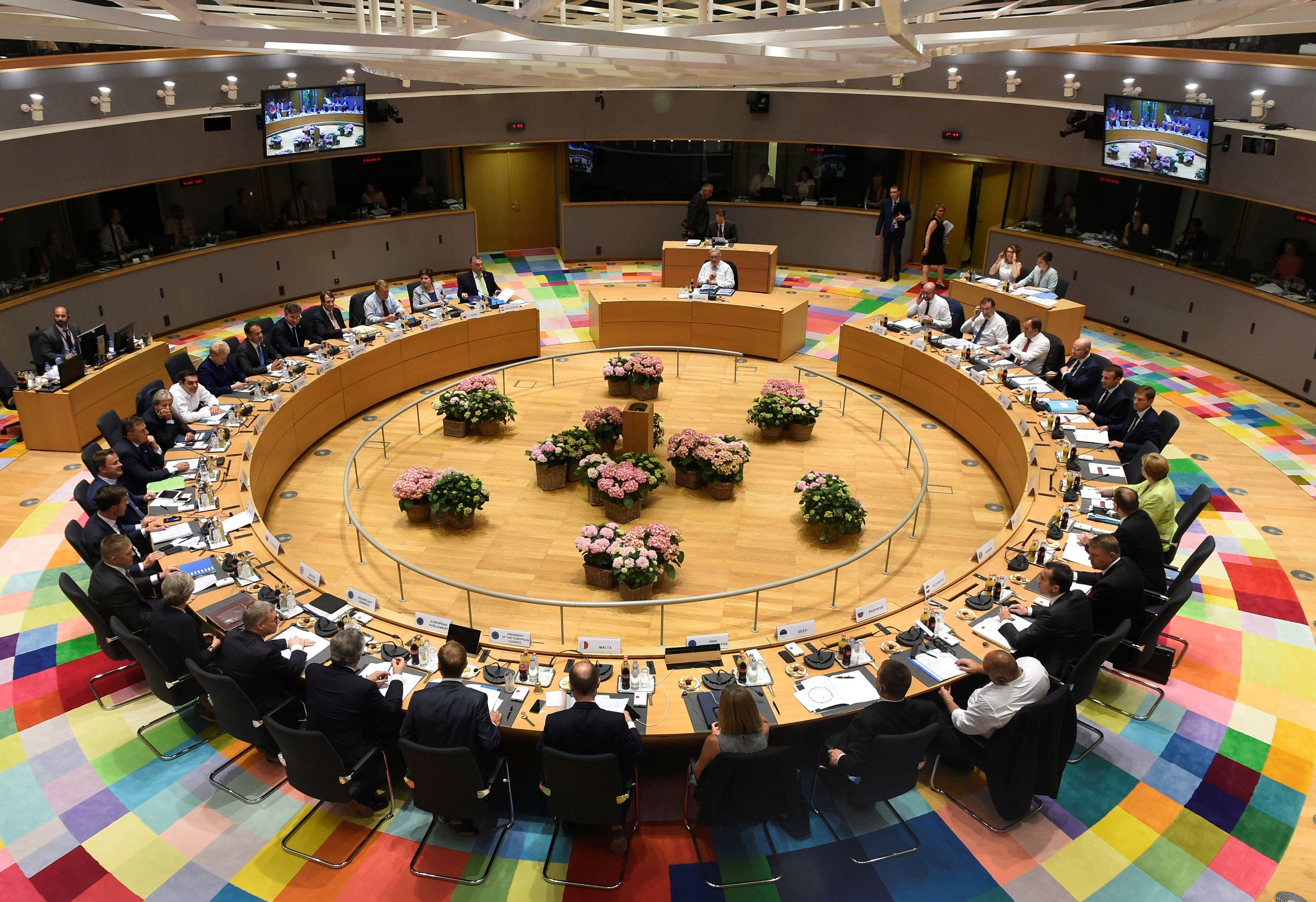 Євросоюз, саміт