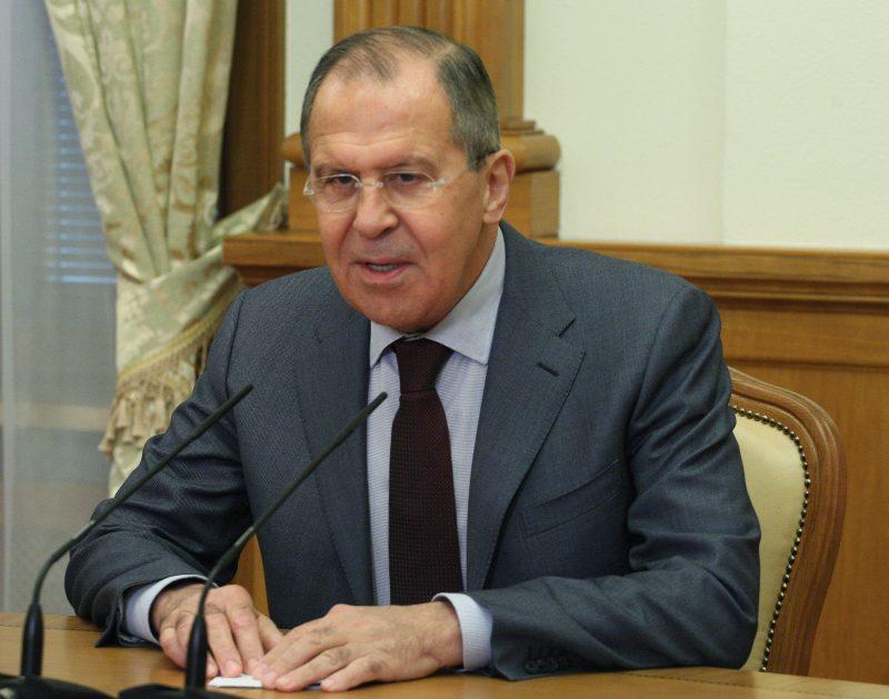 ООНовцы должны защищать наблюдетелей ОБСЕ, считает Сергей Лавров