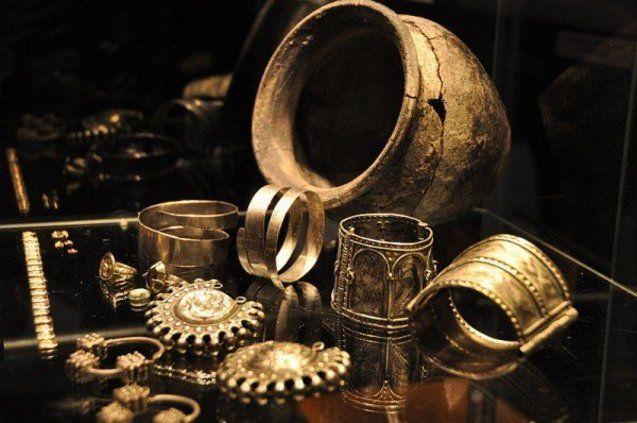 Слов'янські знахідки на місці літописного Червеня