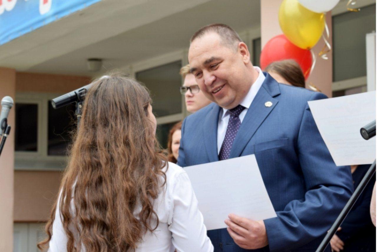 Игорь Плотницкий.