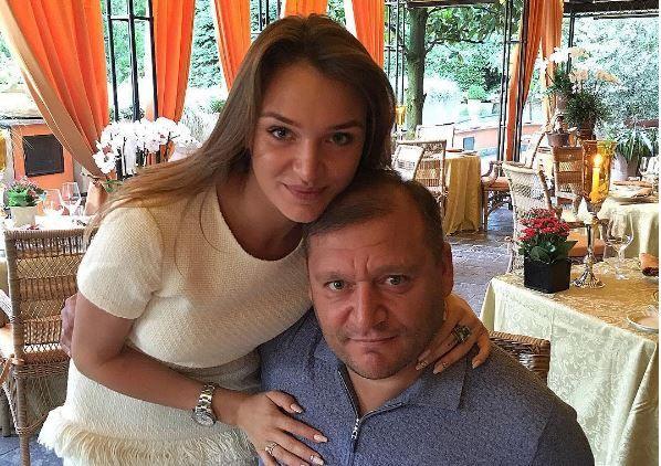 Михаил и Алла Добкины