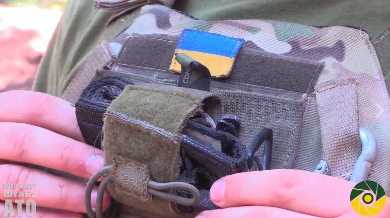 Украинский силовики, иллюстрация