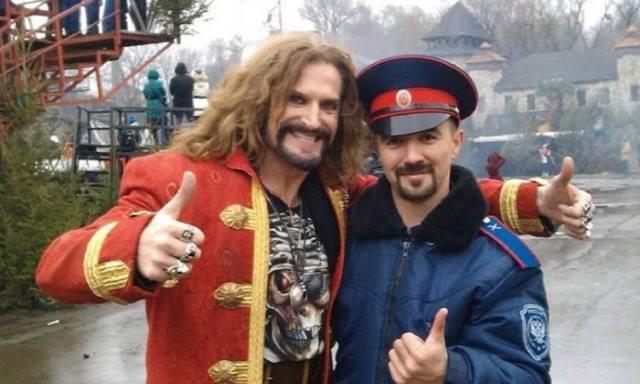 Никита Джигурда и Андрей Казаков