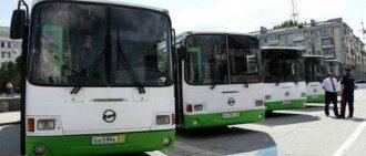 Ростовские автобусы в ЛНР
