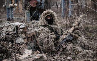 В Марьинке снайпер боевиков убил мужчину