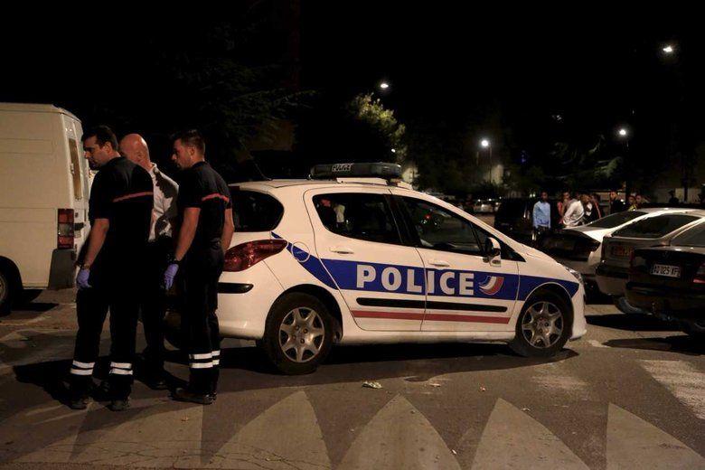 Франция, мечеть, стрельба, полиция