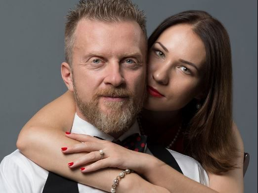 Антін та його дружина Єлизавета