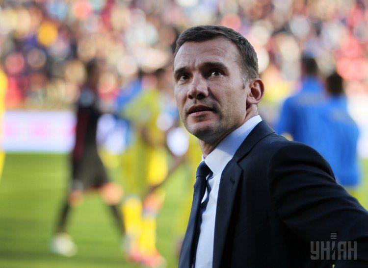 Шевченко рассказал о предложении для спарринга