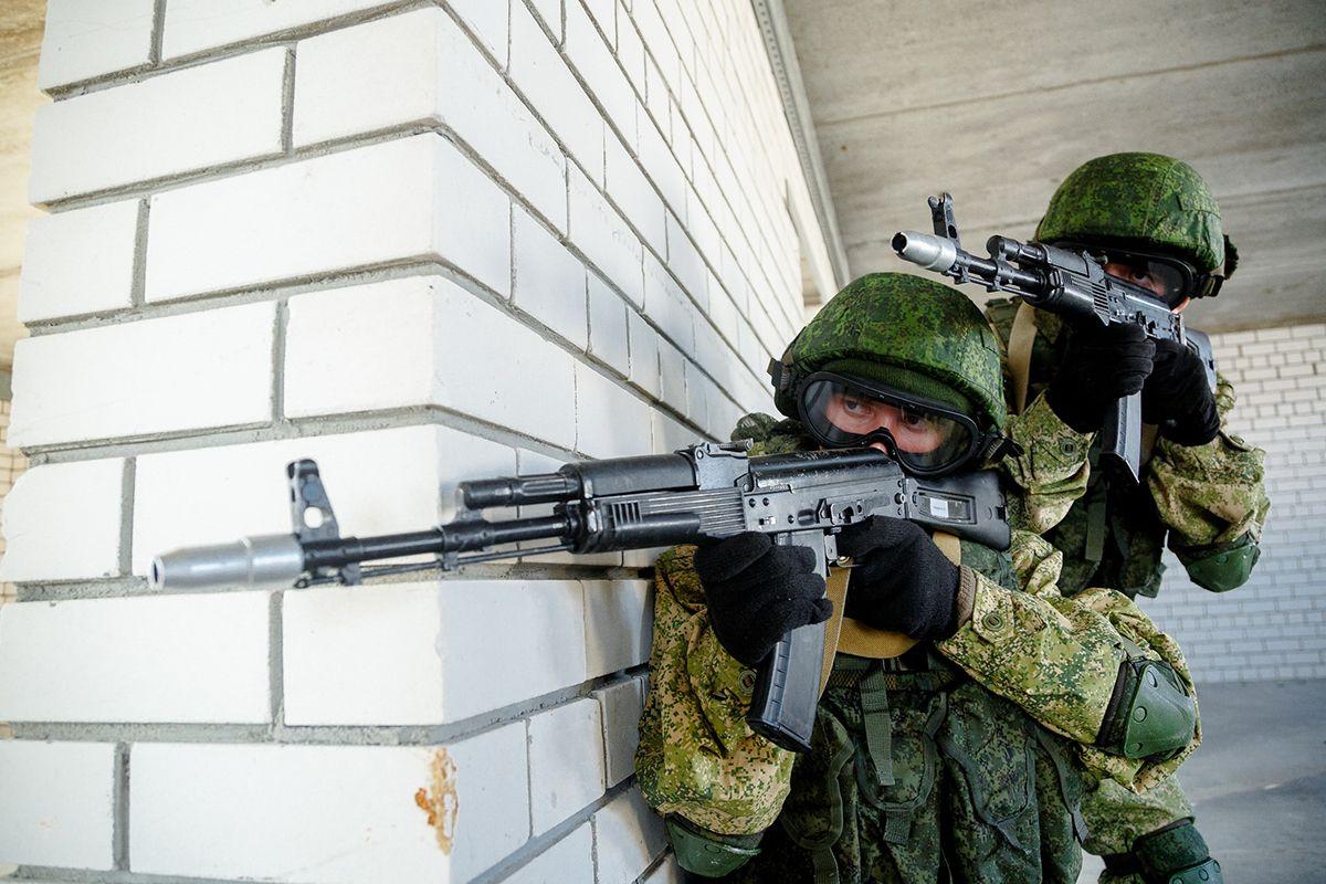 Россия, армия 01