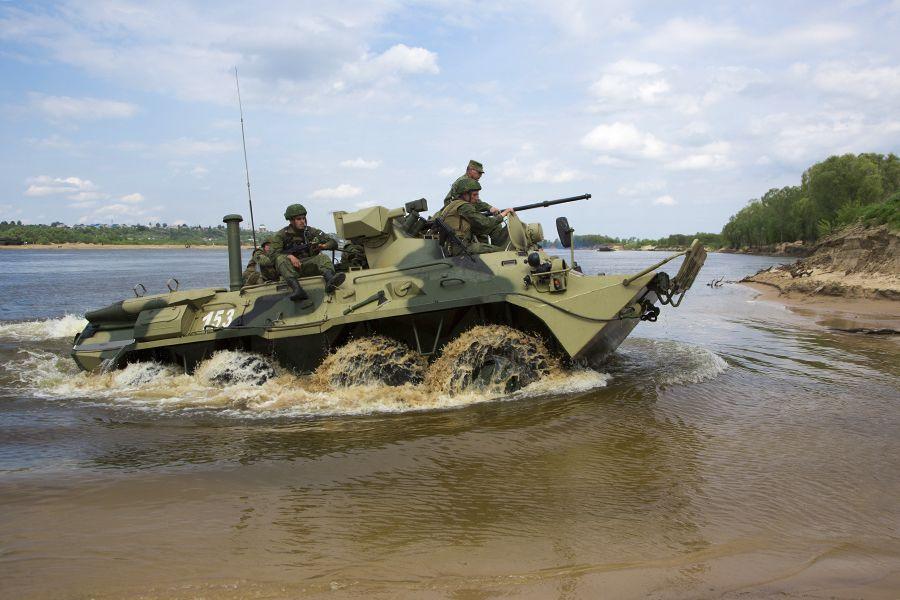 Россия, армия 03 БРТ