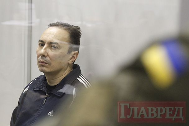 Иван Безъязыков в зале суда
