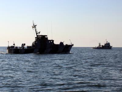 РФ задержала 148 судов в Азовском море
