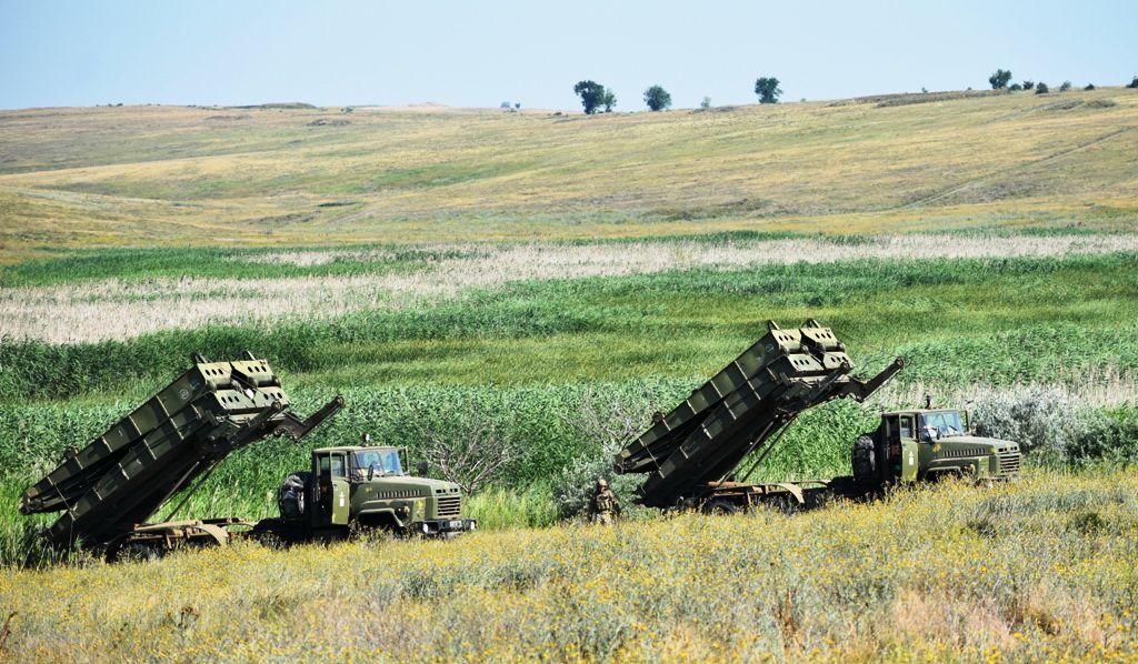 В Украине состоялись масштабные учения десантников