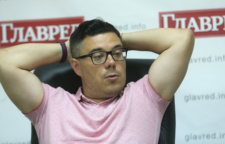 Тарас Березовец