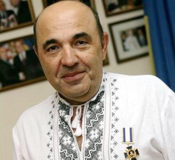 Вадим Рабинович.