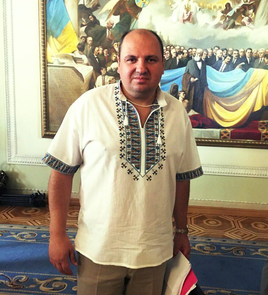 Борислав Розенблат.