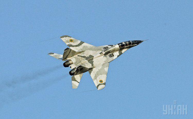 Британские истребители будут патрулировать воздушное пространство над Черным морем.