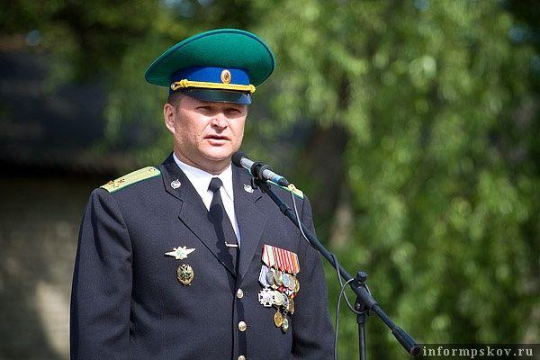 Руслан Трибунский.