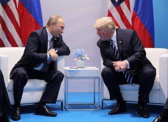 Дональд Трамп и Владимир Путин поговорят об отношениях между США и Россией