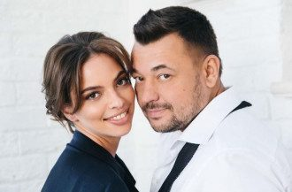 Сергей Жуков и Регина Бурда