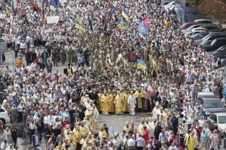 В Киеве планируются массовые мероприятия, посвященные 1030-летию Крещения Руси