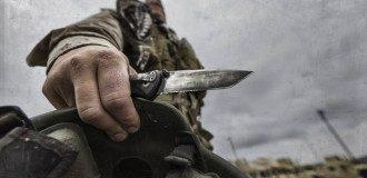 ССО, спецназ, нож