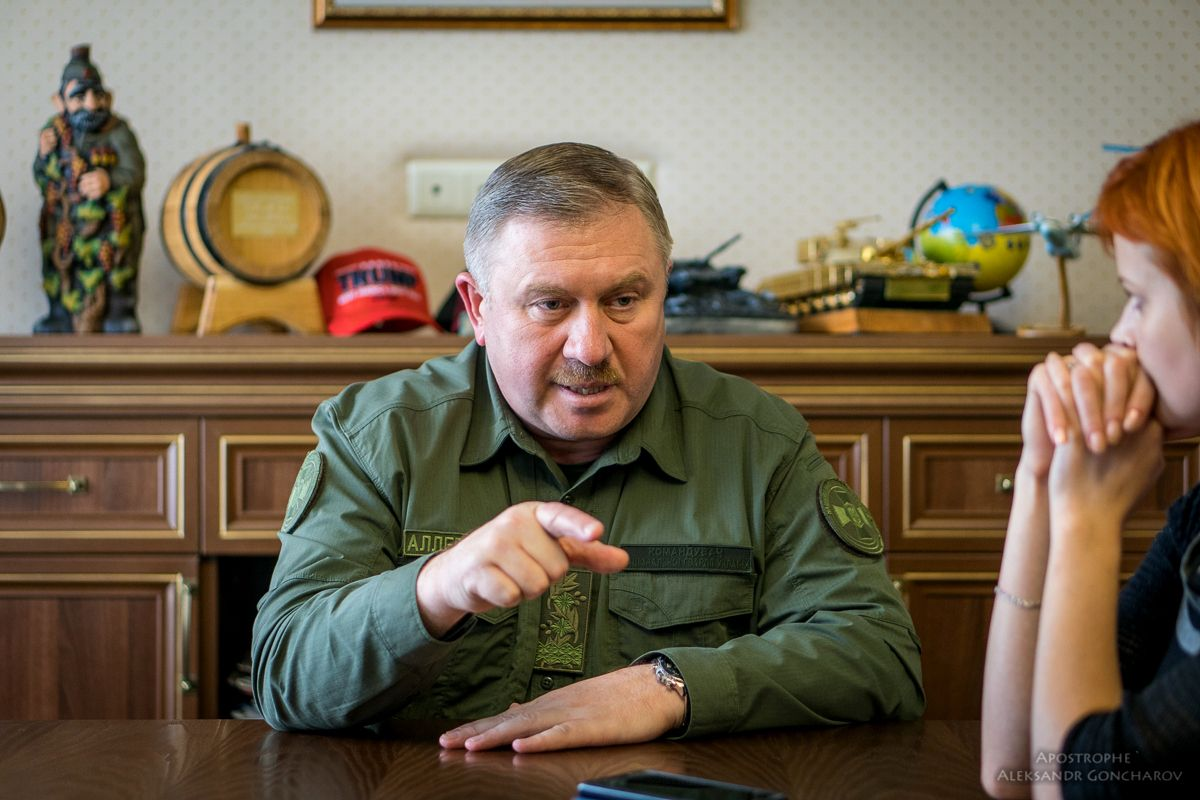 Юрий Аллеров.