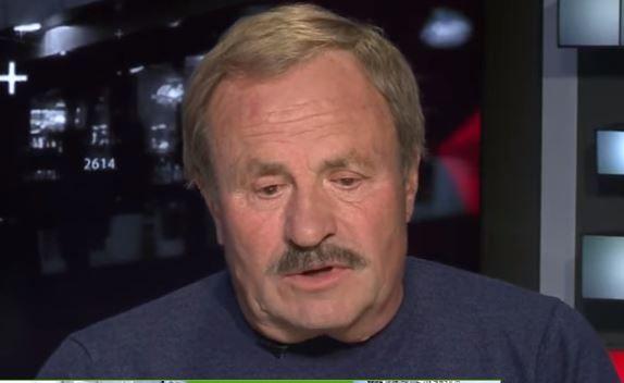 Владимир Быстряков попал в базу