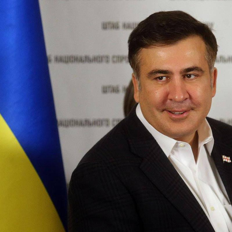 Экс-нардеп сказал, что Михеил Саакашвили снова может стать гражданином Украины