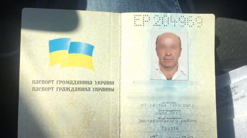 В «Борисполе» поймали российского «вора в законе»