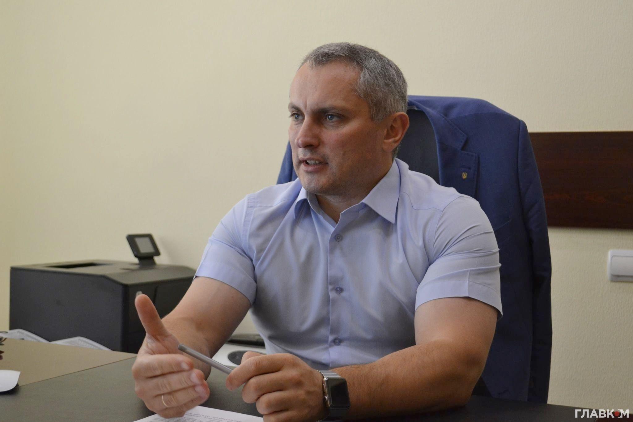 Глава киберполиции Сергей Демедюк