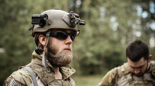 Носить бороду смогут все украинские военнослужащие